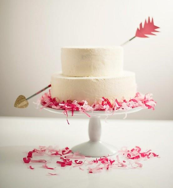 simple-confetti-cake-arrow-diy