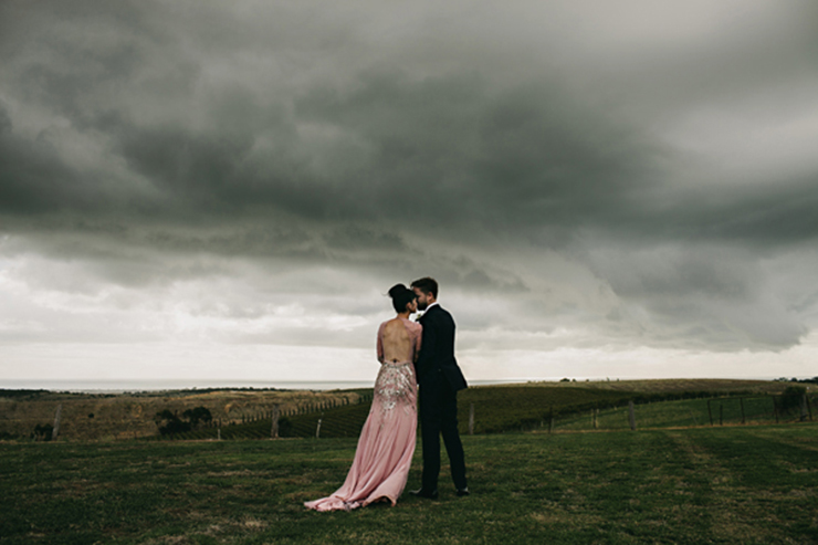 pink-jenny-packham-wedding-dress