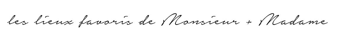 monsieurplusmadame